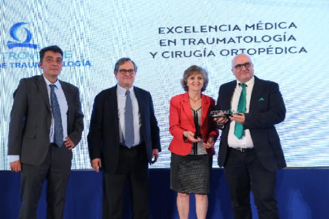 Premio a la Excelencia Médica